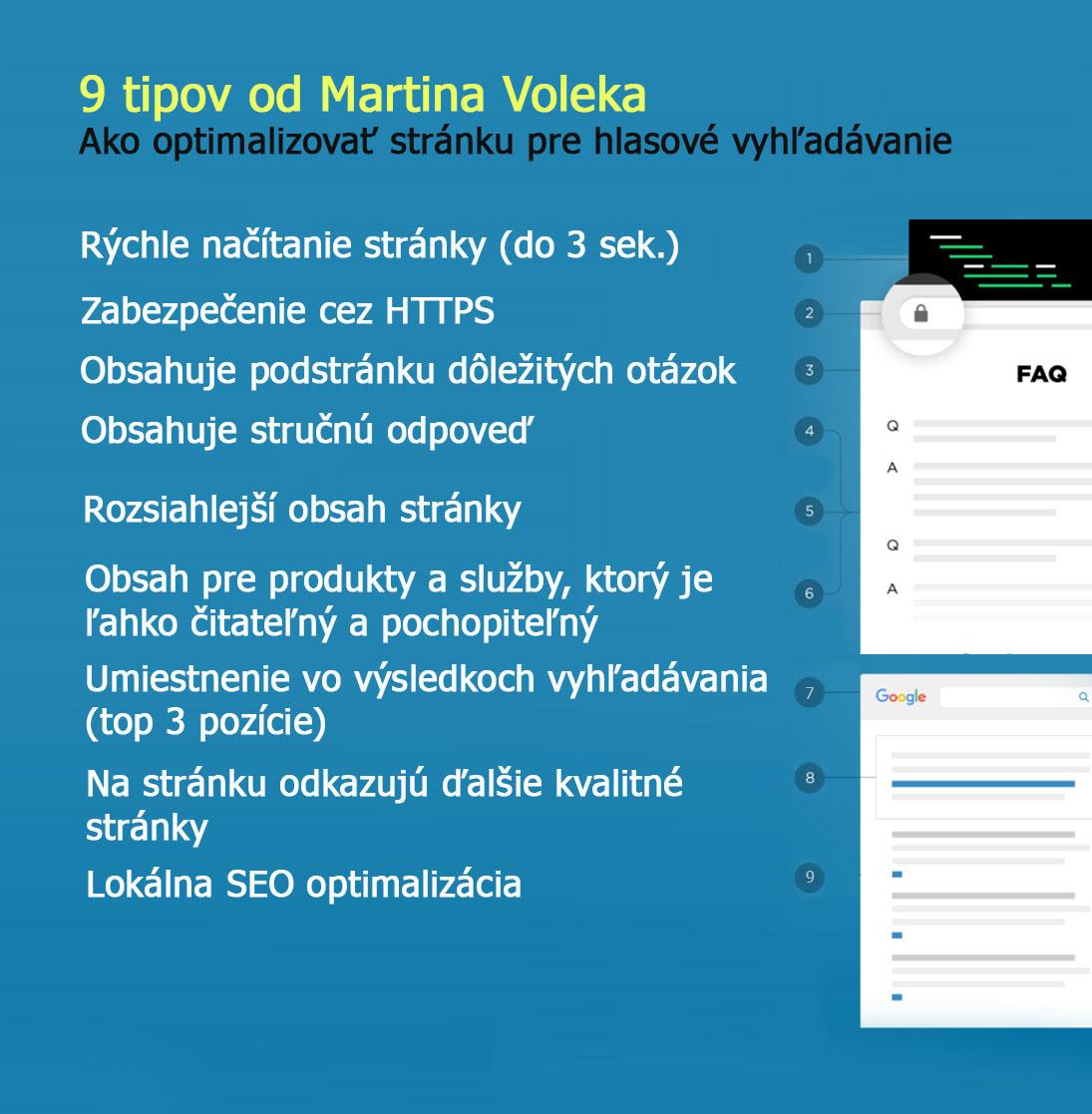 9 tipov ako optimalizovať stránky pre hlasové vyhľadávanie
